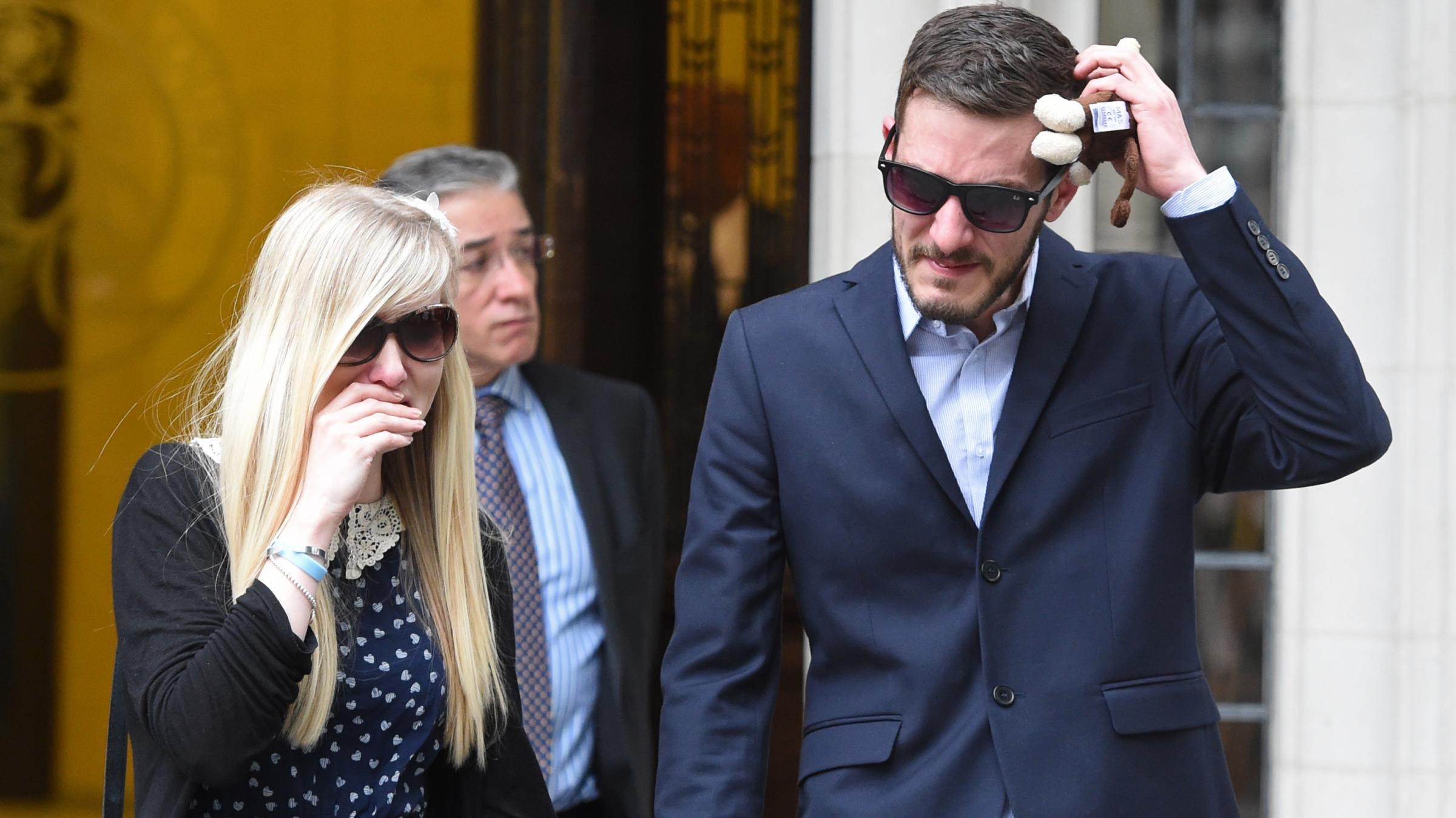 Terminally ill baby Charlie Gard must be kept on life support
